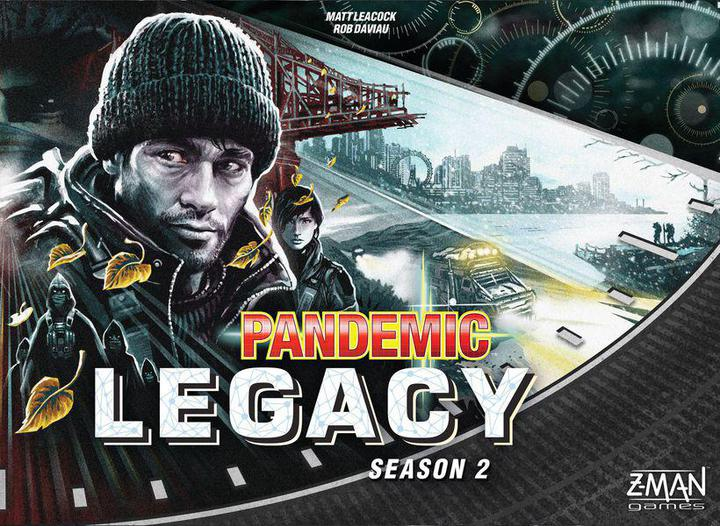 Pandemic Legacy Season 2 Box