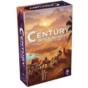 Century Spice Road Game