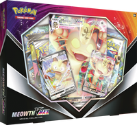 Pokemon Meowth VMAX Box