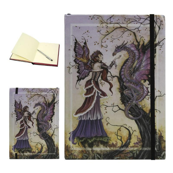DRAGON CHARMER EMBOSSED JOURNAL