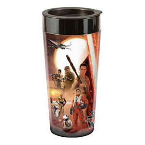 Star Wars The Force Awakens Travel Mug