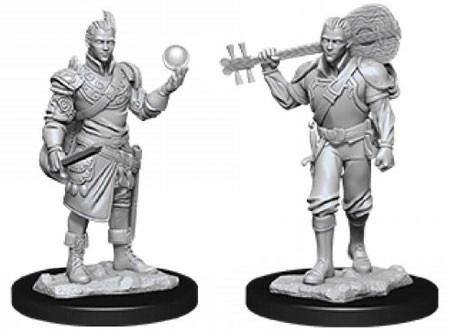 D&D Nolzur's Marvelous Unpainted Miniatures: W12 Male Half-Elf Bard