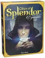Splendor Cities Expansion