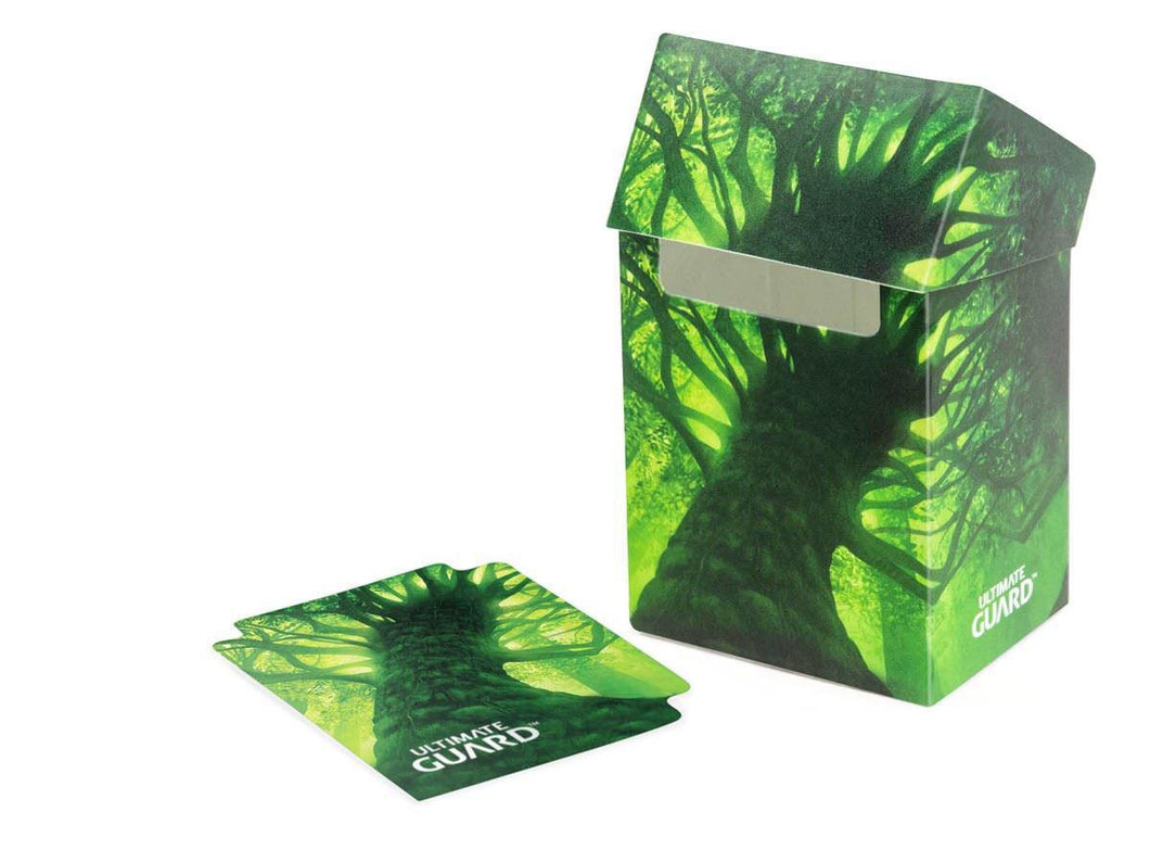 Ultimate Guard 80ct Deck Box Forest