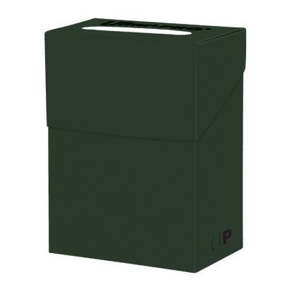 Ultra Pro 60ct Deck Box Forest Green