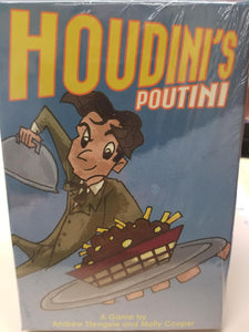 Houdini's Poutini card game