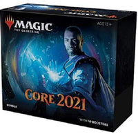 Magic the Gathering Core 2021 Bundle Box