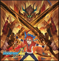 Buddyfight Ace Golden Garga Booster Pack