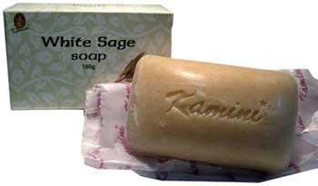 White Sage Soap Bar