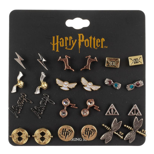 Harry Potter Stud Earring Pack