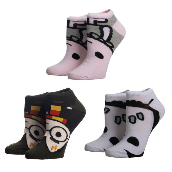 HP Character Ankle Socks