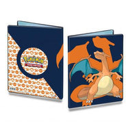 Ultra Pro Portfolio 9-Pocket Pokemon Charizard
