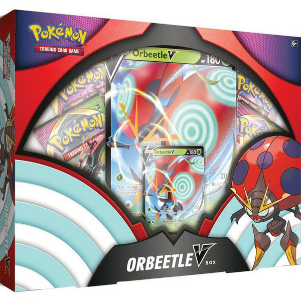Pokemon Orbeetle V Box