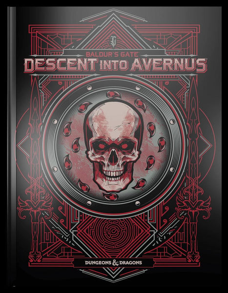 D&D Adventure Baldur's Gate: Descent into Avernus Alternate Cover