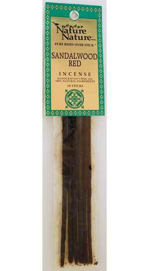Nature Sandalwood Red Resin Stick