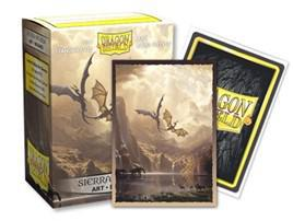 Dragon Shield 100CT Box Brushed Art Sleeves Among Sierra