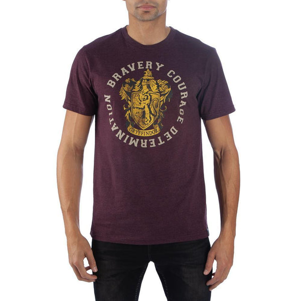 Harry Potter Gryffindor Short Sleeve Characteristic Tee