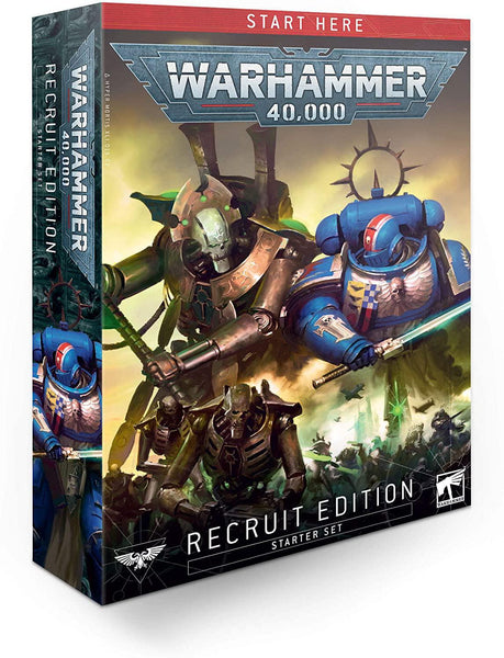 Warhammer 40K Recruit Edition Starter Set