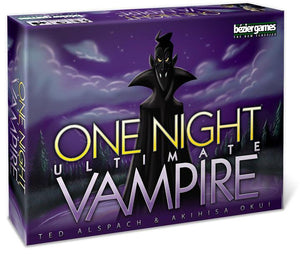 One Night Vampire Card Game