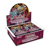 Yugioh Legendary Duelist Rage of Ra Booster Box