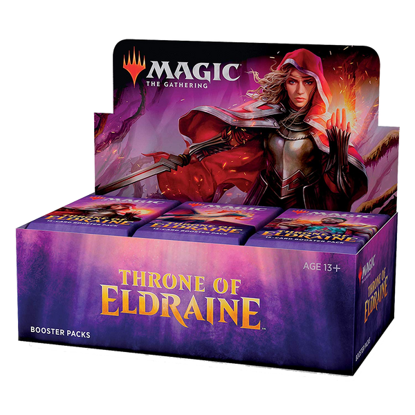 MTG Throne of Eldraine Booster Pack