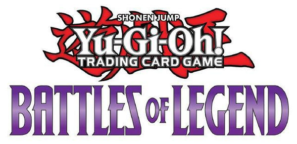 Yugioh Battles of Legend Armageddon Box