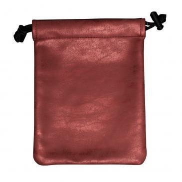 Ultra Pro Treasure Nest Dice Ruby Bag