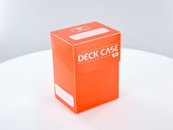 Ultimate Guard 80ct Deck Box Orange