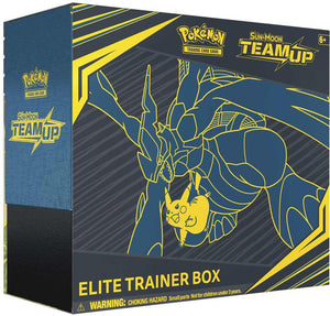 Pokemon Team Up Elite Trainer Box