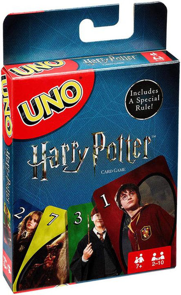 Harry Potter Uno Card Game