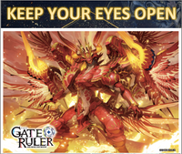 Gate Ruler TCG: Set 1 - Dawn of the Multiverse Alliance Booster PREORDER