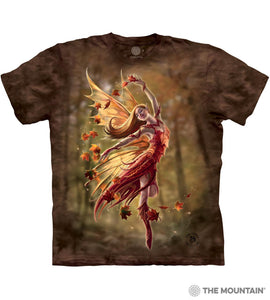 Autumn Fairy T-Shirt 3XL