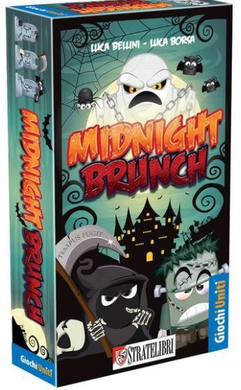 Midnight Brunch Card Game