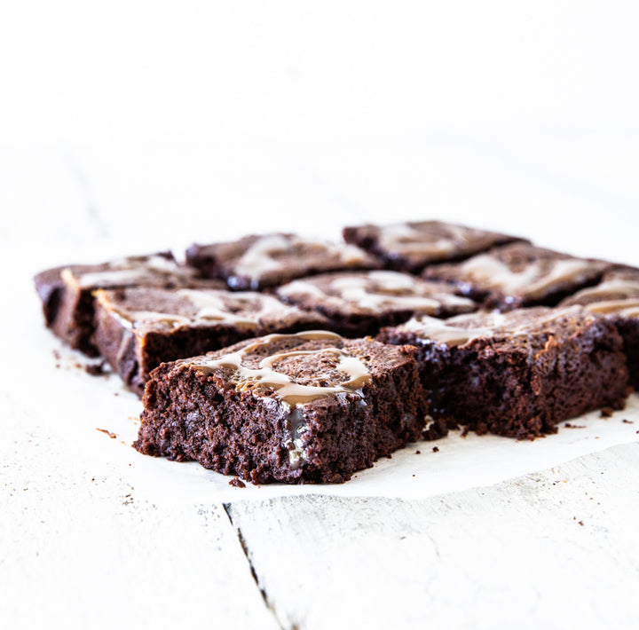 Cacao Fudge Brownie