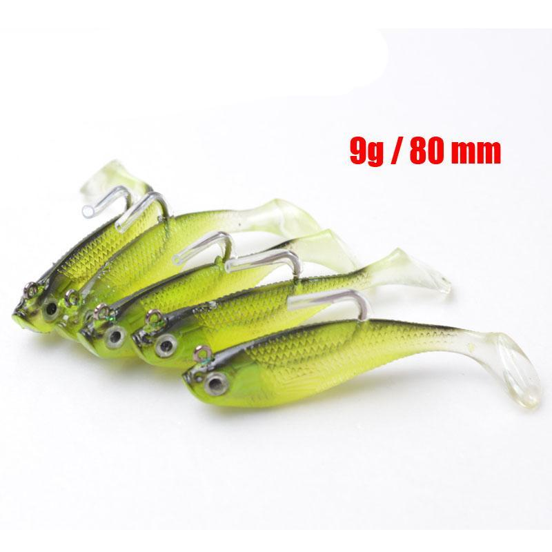 Fishing Lure Single Hook