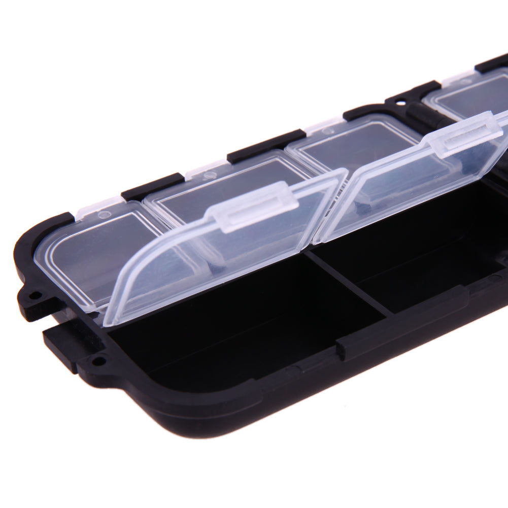 Eco-Friendly Plastic Fishing Tackle Box