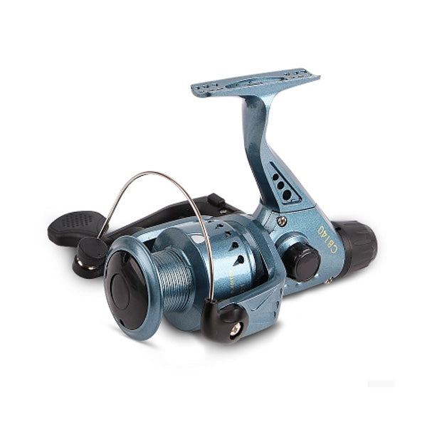 Interchangeable Metal Spinning Wheel Reel