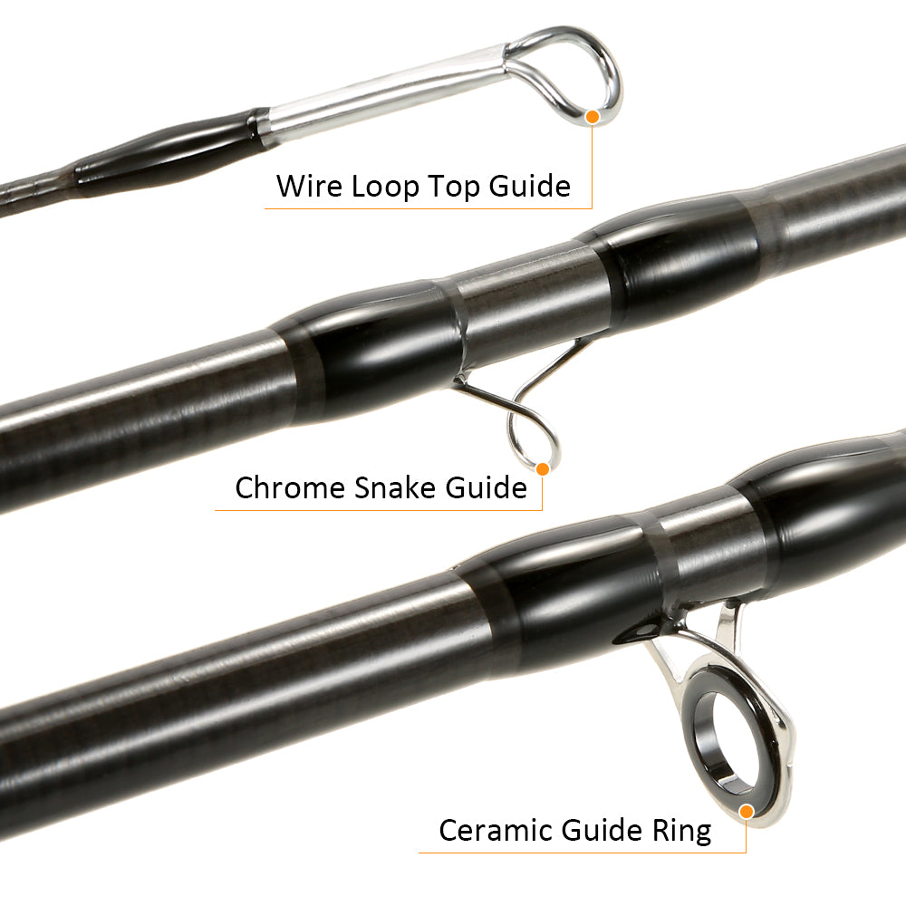 Section Fishing Rod