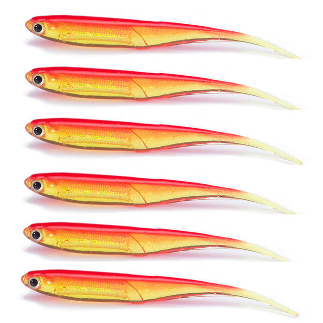 Swimbaits Jig Head Soft Lure