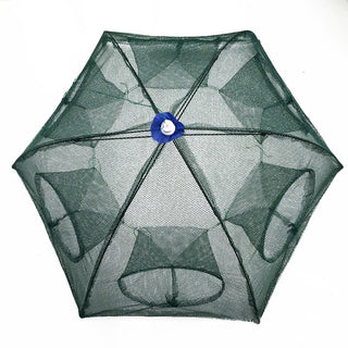 Portable Hexagon 6 Hole Net