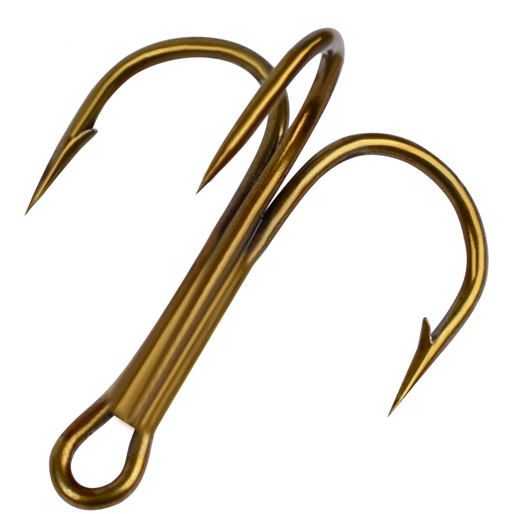 High Carbon Steel Treble Hooks