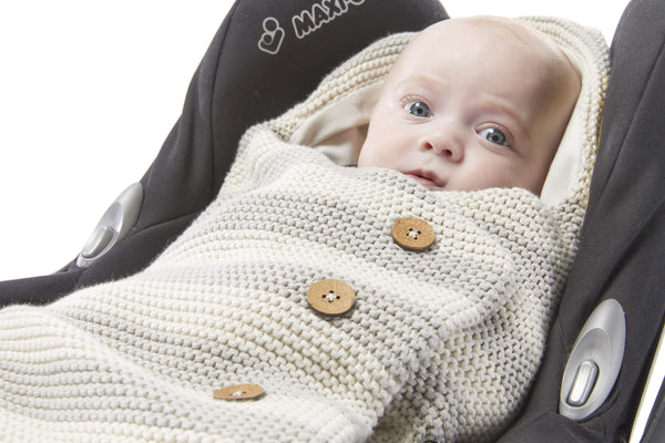 Kura Organics launches stylish, snuggly solution for baby travel