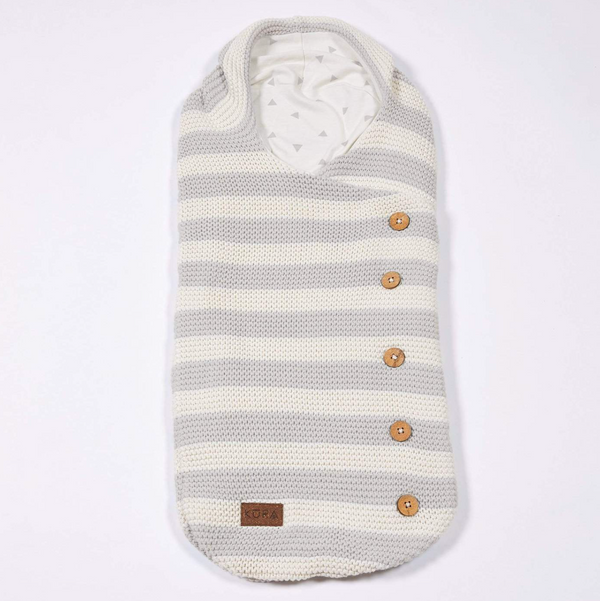 Kura Organics launches stylish, snuggly solution for baby travel…