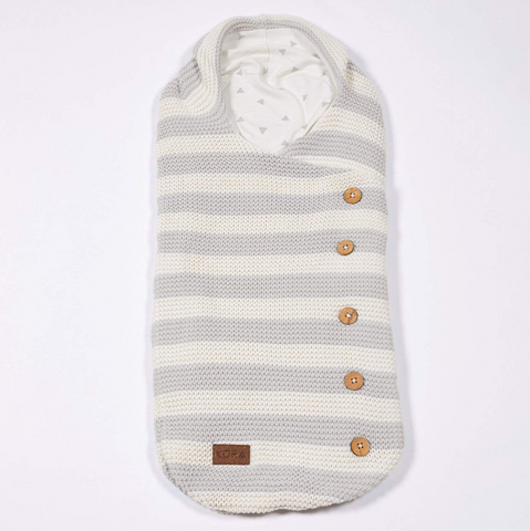 Kura Organics Wrap Baby Travel Blanket
