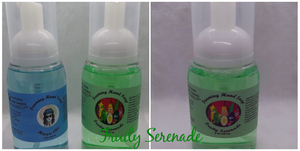 8 Oz Foaming Hand Soap (No Rinse)