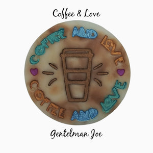 Stressed Blessed & Coffee Obsessed Coffee Blends and Shapes