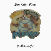 Load image into Gallery viewer, Stressed Blessed & Coffee Obsessed Coffee Blends and Shapes