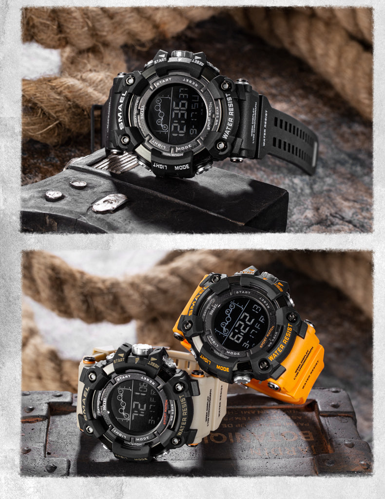 Axiom - Digital Watch | Stigma Watches™ - Online Store