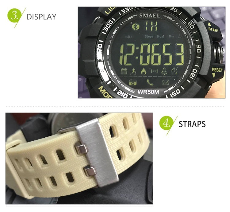 Bourbon - Digital Watch | Stigma Watches™ - Online Store