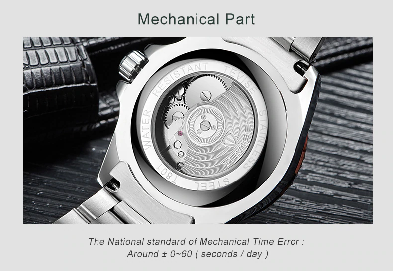 Carbon - Mechanical Watch | Stigma Watches™ - Online Store